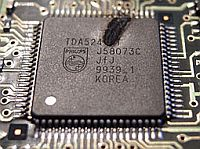 Faulty Controller Board on Hard Disk Drive