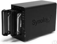 Synology NAS hard drive