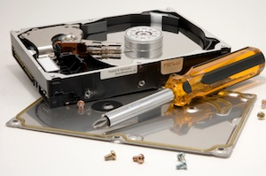 This web site provides you with tips and tricks to recover your own hard drive data.
