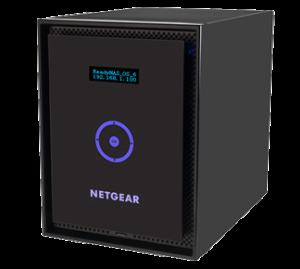 NetGear ReadyNas hard drives and servers